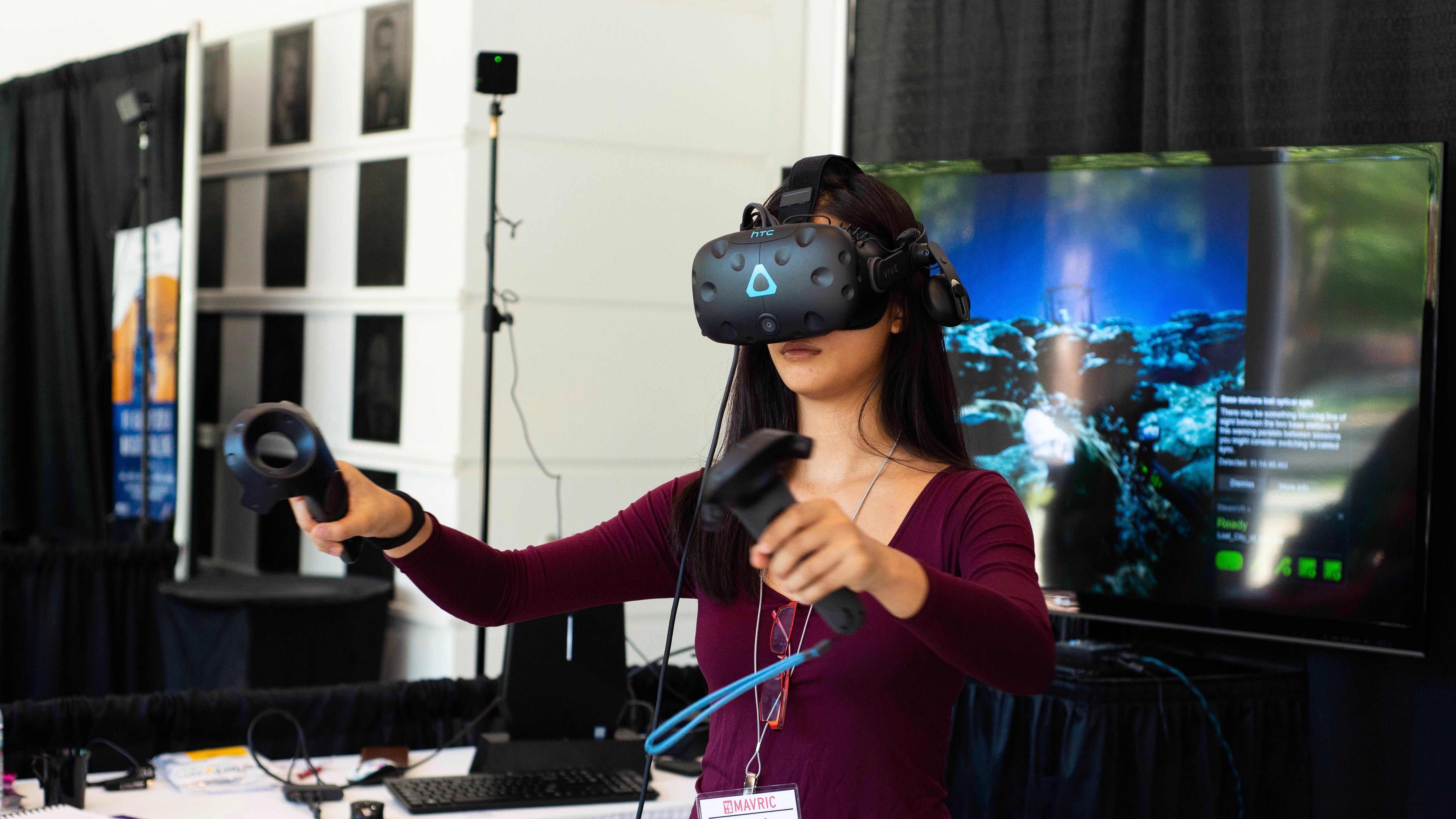 MAVRIC 2018 VR demo